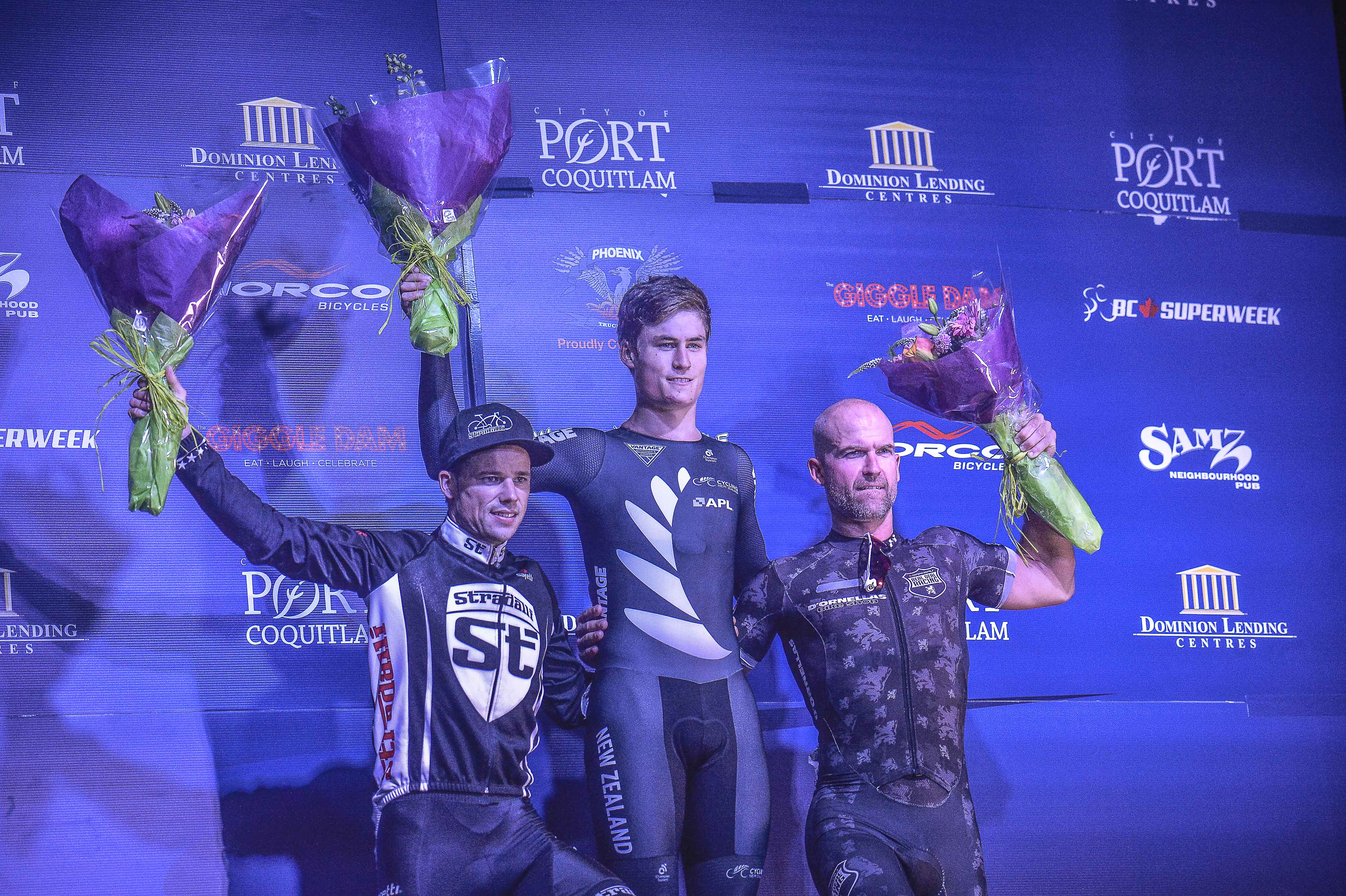 Kiwi Up-And-Comer Campbell Stewart Wins PoCo Grand Prix Presented By ...
